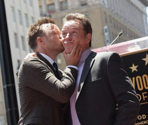 two man kissing weird
